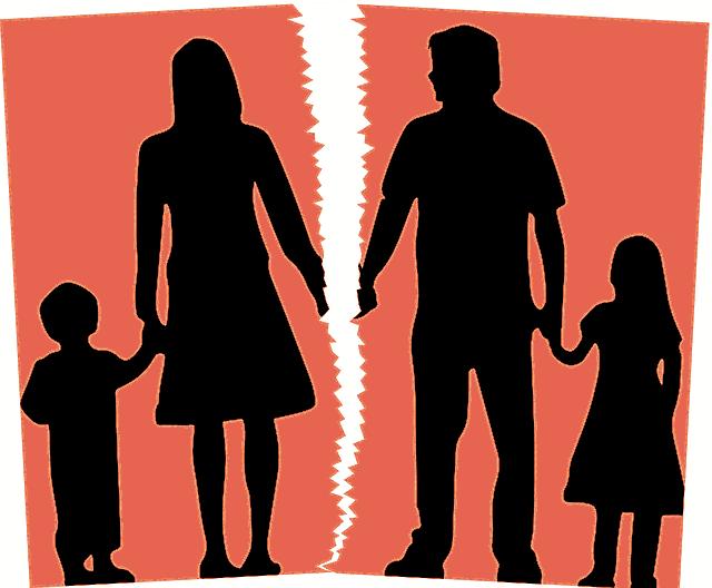 Як розлучитися з дружиною: розставання, спілкування з дітьми, документи