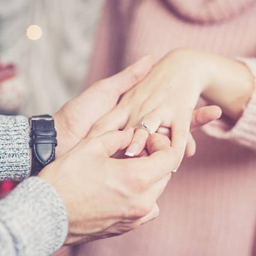 Пропозиція руки і серця: правила, вибір місця, добірка ідей