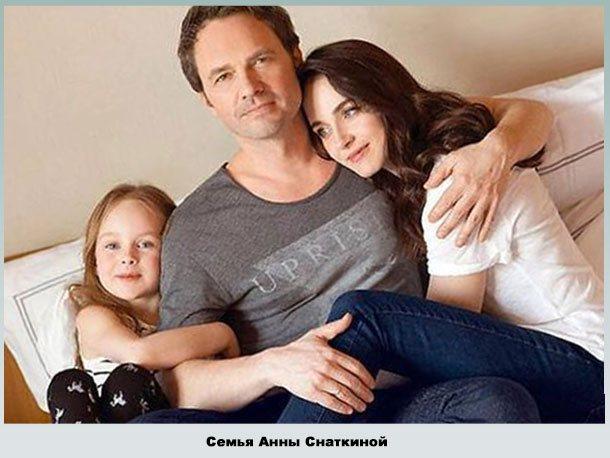 Анна і Віктор з донькою Веронікою
