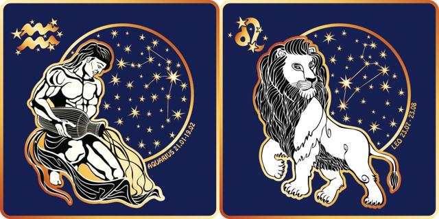 Водолій і Лев: сумісність і характеристика знаків, поради