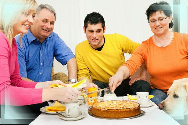 Знайомство з батьками нареченого і нареченої: поведінка і подарунки