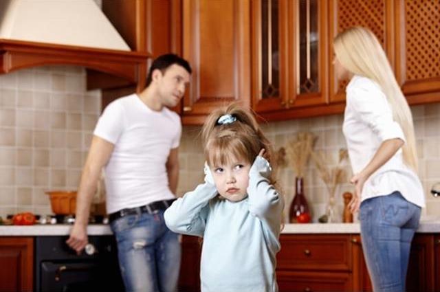 Що робити, якщо батьки лаються: правила поведінки