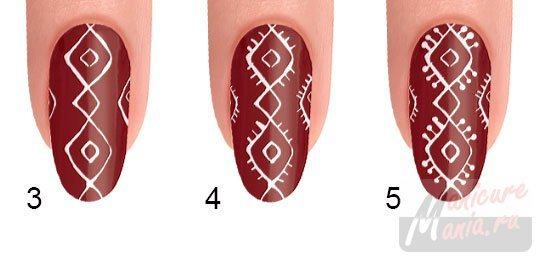 Дизайн нігтів для початківців крок за кроком
