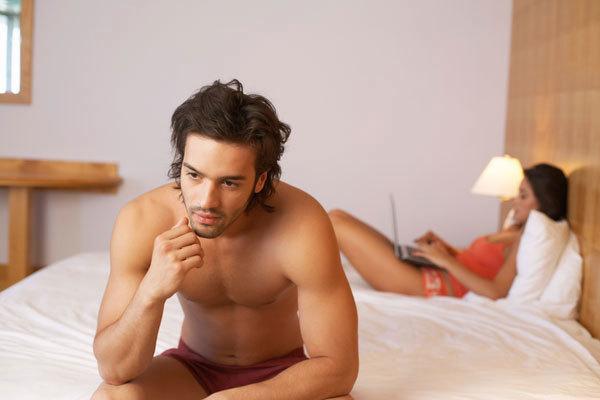 Якщо у чоловіка давно не було сексу: наслідки утримання