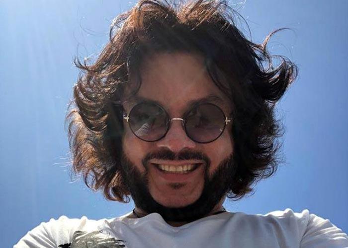 Філіп Кіркоров в окулярах