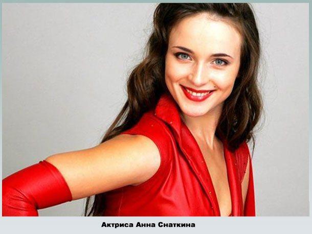 Відома російська актриса театру і кіно