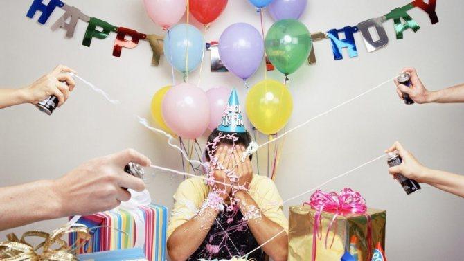 Як можна відзначити день народження чоловіка