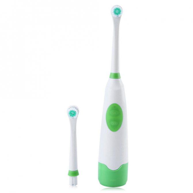 Класифікація зубних щіток