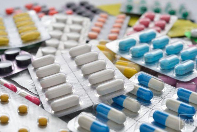 лікувальні препарати
