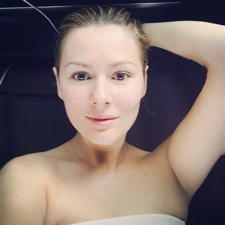 Марія Кожевнікова часто викладає в Мережу Селфі без макіяжу