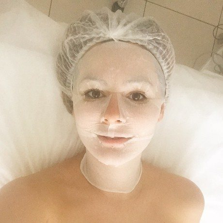 Марія Кожевнікова охоче ділиться з прихильницями секретами своєї краси