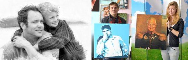 Портрети тата