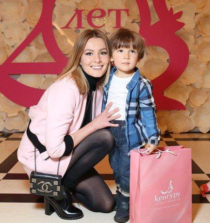 Старшого сина Марія Кожевнікова перестала приховувати ще в минулому році