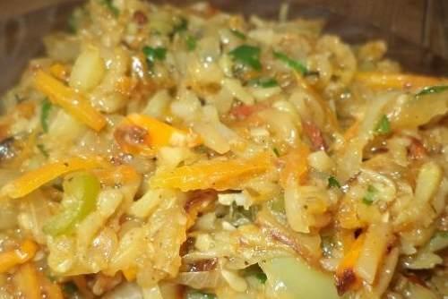 Смачний і корисний салатик