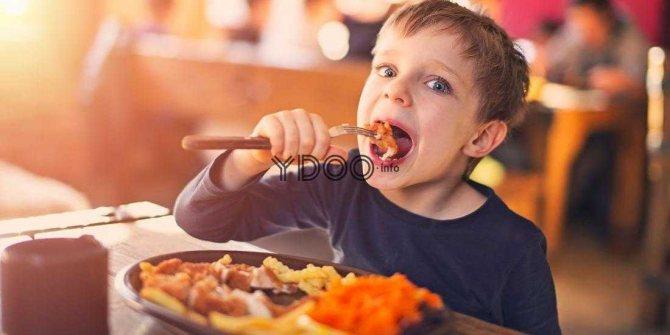 сніданок для дитини 6 років